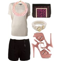"""The Day To Night Outfit"" by hockeyliz-x on Polyvore"