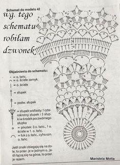 Popisy jsou jednoduché, musí s - Her Crochet Crochet Angels, Crochet Stars, Crochet Snowflakes, Crochet Mandala, Thread Crochet, Filet Crochet, Crochet Motif, Crochet Doilies, Crochet Hooks