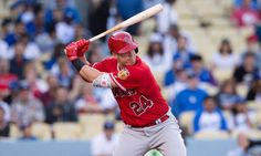 Angels option CJ Cron and recall Nolan Fontana from Triple-A = The Los Angeles Angels announced Monday that they have optioned first baseman C.J. Cron to Triple-A Salt Lake. To take his place, the Halos recalled.....