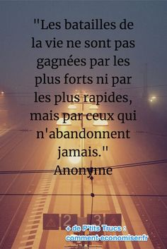 85 Inspirational Quotes That Will Change Your Life. nameless quote on perseverance. Citationdujour # # # proverb quote quote # # # penséepositive thought # # sentences frenchquote Positive Affirmations, Positive Quotes, Motivational Quotes, Inspirational Quotes, Change Quotes, Quotes To Live By, Love Quotes, Quote Citation, French Quotes