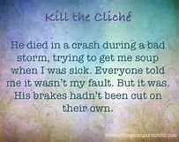 Image result for cliche benders writing prompts