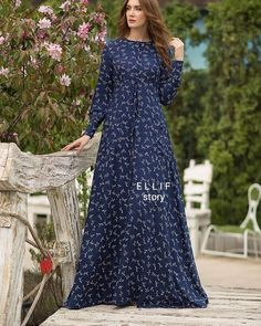 Pretty Dress at www.modestgarments.com / Casual wear 🌹🛍 #modestgarments #hijabstyle #hijabfashion #modest #muslimawear #islamicclothing… Islamic Clothing, Hijab Fashion, Pretty Dresses, Casual Wear, Muslim, Women Wear, Street Style, Clothes For Women, Floral