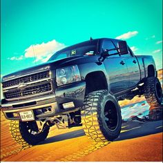 This is a duramax!