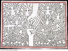 Keith Haring - The Ten Commandments - 1985 La mostra di Keith Haring (Reading, 1958 - New York, 1990) a Udine ha generato alcune stolide polemiche - di cui Artribune vi ha tenuto al corrente - a causa della natura delle tele presentate per l'evento Extralarge: the ten commandments, the Marriage of Heaven and Hell. Il contesto nella quale è allestita la mostra è la chiesa sconsacrata di San Francesco, che da alcuni anni è stata riconvertita in spazio espositivo. La querelle ferragostana ha…