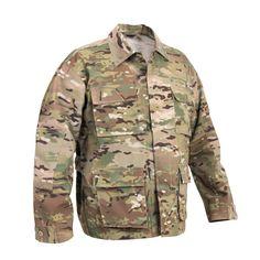 3e6a0bfc57 Rothco Camo BDU Shirt - Small (Multicam). Camo PantsMilitary FashionMilitary  StyleMilitary JacketArmy & NavyArmy Navy StoreArmy ...