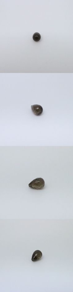 Smoky Quartz 69148: 5.14 Ct 12X8 Briolette Loose Smoky Quartz Gemstone -> BUY IT NOW ONLY: $105 on eBay!