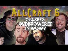 ALLCRAFT #6 - Overpowered Specs in Legion? ft. Asmongold  Ziqo Hotted & Rich! #worldofwarcraft #blizzard #Hearthstone #wow #Warcraft #BlizzardCS #gaming