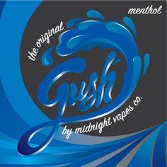 Gush Blue - Midnight Vape #vape #vaping #eliquid