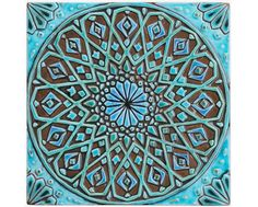 Moroccan wall hanging made from ceramic  exterior wall by GVEGA, €66.00