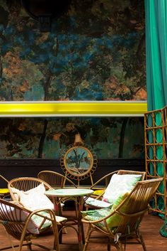 The Glade, breakfast, afternoon tea, evening cocktails, At The Sketch, 9 Conduit street, London, reservations: +44 (0)20 7659 4500