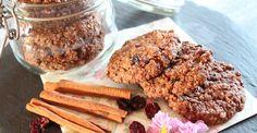 Sweet Sunday: Hafer Cookies mit Ahorn Sirup ‹ DearDanny