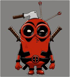 Deadpool Minion