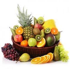 Deluxe Supreme Fruit Basket