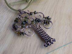 """Résultat de recherche d'images pour """"tree of life wire jewelry"""""""
