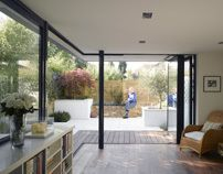 House in Teddington by Paul Archer Design House Extensions, Google Images, Windows, Patio, Outdoor Decor, Glass, Furniture, Archer, Design