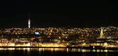 Trondheim by night - Picture of Trondheim, Trondheim Municipality - Tripadvisor Trondheim Norway, Night Pictures, Cn Tower, Places Ive Been, Paris Skyline, Trip Advisor, Photo And Video, City, Nature
