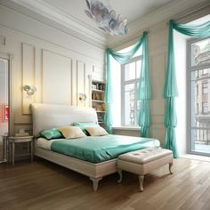 Deco interior - Bedroom...love love love
