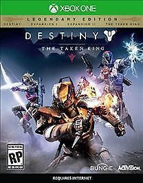Destiny: The Taken King -- Legendary Edition (Microsoft Xbox One, 2015)