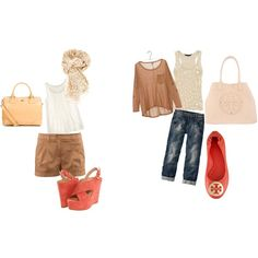 my very first creation on polyvore :)