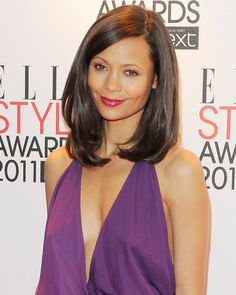 Thandie Newton On Olay, Juicing, AndYoga | Daily Makeover