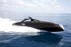 Sleek and Swift Yacht from Art of Kinetic
