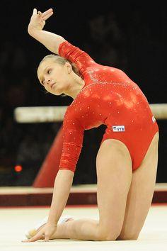 Daria Spiridonowa beim Elite Gym Massilia in Frankreich - Bericht mit weiteren Fotos hier: http://www.russland.news/russische-turnerinnen-erfolgreich…/