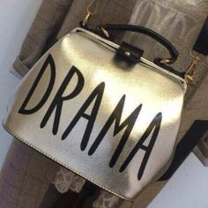 """Very Cool Silver Drama Bag Silver drama bag. Faux Leather. Length 9.8"""" Width 6.3"""" Height 7.8""""  Cell phone pocket inside. Bags"""