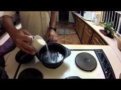 How to make putu pap/krummelpap South African Braai, Nom Nom, Dinners, Cooking Recipes, Youtube, Food Dinners, Food Recipes, Suppers, Diners