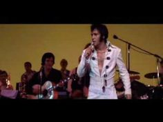 Elvis sings: hound dog, blue suede shoes, all shook up, in the ghetto and the wonder of you