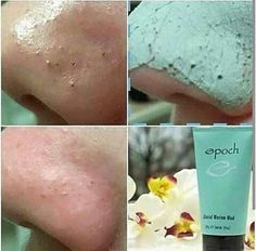 This amazing mud mask removes oil, toxins and impurities from the skin, gwts rid of black heads and helps reduce the look of stretch marks. A skin routine must have! Epoch Mud Mask, Marine Mud Mask, Glacial Marine Mud, Best Skincare Products, Beauty Products, Uneven Skin Tone, Skin Routine, Skin Treatments, How To Get Rid