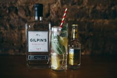 Gilpin's Gin Westmorland Gin, with fresh sage, lemon & Fever Tree Indian Tonic