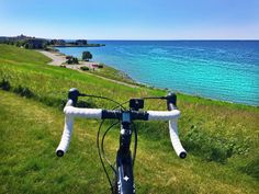 Michigan is home to hundreds of beautiful bicycle trails meant for exploring. Here are seven trails on our bicycling bucket list. Bike Path, Road Bike, Travel Route, Mountain Bike Trails, Bicycle Design, United States Travel, Wakeboarding, Bike Life, Touring