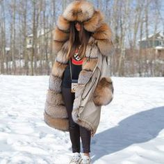 Autumn and Winter Long Wide Luxury Cotton Jacket Coat New Arrival SUPER WARM coat! you can not miss the comfy material, soft and warm fee… – Coat of arms Mode Outfits, Stylish Outfits, Fashion Outfits, Winter Fur Coats, Autumn Coat, Long Overcoat, Cotton Jacket, Warm Coat, Online Shopping Sites