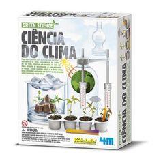 Ciência do clima.