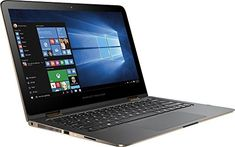 """HP Spectre X360 13-4116DX 13.3"""" 2.5GHz i7 16GB 512GB Touchscreen Notebook/Tablet (Certified Refurbished)   see more at  http://laptopscart.com/product/hp-spectre-x360-13-4116dx-13-3-2-5ghz-i7-16gb-512gb-touchscreen-notebooktablet-certified-refurbished/"""