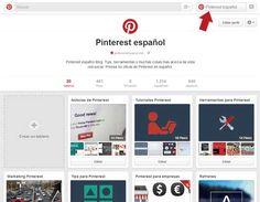 Iniciar sesion Pinterest