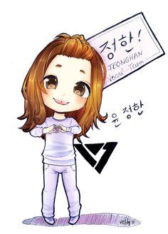 Jeonghan Fan Art