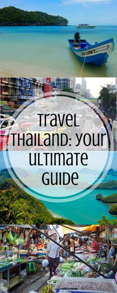 With so much to see and do, knowing how to travel Thailand before you go is crucial to making sure you get the most out of your trip. So here is the what to do, where to go, and how to budget while you travel Thailand!