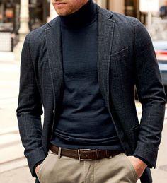 Top 5 Turtleneck Sweaters for Men