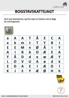 Fokus - De små bogstaver Sprog, Cooperative Learning, Education, Words, Travel, First Class, Viajes, Teaching, Trips