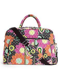 76bc8cafce9 Vera Bradley Weekender Bag  Dillards Vera Bradley Weekender Bag, Midnight  Blue, Family Cruise