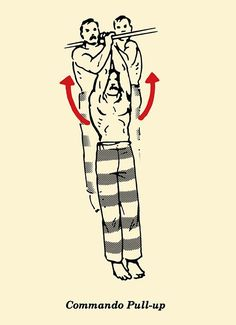 The Prisoner Workout: Killer bodyweight exercises for small places