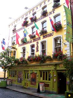 EMY Cursos en el extranjero en Irlanda. Dublín.