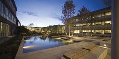 Simon Fraser University Arts & Social Sciences Complex in BC by P+W