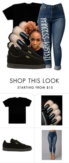 """*"" by princess-kia54321 ❤ liked on Polyvore featuring October's Very Own, Puma, women's clothing, women's fashion, women, female, woman, misses and juniors"