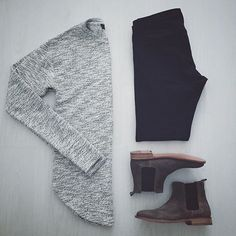 The latest men's fashion including the best basics, classics, stylish eveningwear and casual street style looks. Shop men's clothing for every occasion online Mode Outfits, Casual Outfits, Fashion Outfits, Look Fashion, Autumn Fashion, Mens Fashion, Street Fashion, Mode Man, Der Gentleman