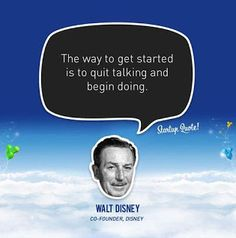 startup quote from Walt Disney Startup Quotes, Entrepreneur Quotes, Business Quotes, Startup Entrepreneur, Entrepreneurship, Just Dream, Just Do It, Amazing Quotes, Great Quotes