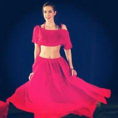 Rode rokken dans