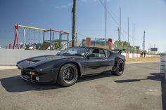 De Tomaso Pantera roars into the recent SentiMETAL Gathering at Killarney. Pantera Car, Car Stuff, Supercar, Cape Town, Maserati, Cool Cars, Fairy Tales, Classic Cars, Wheels