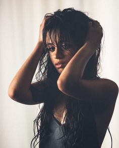 Camila Cabello Crying In The Club music video BTS Havana, Demi Lovato, Crying In The Club, Selena, Fifth Harmony Camren, Camila And Lauren, Female Singers, Woman Crush, Girl Crushes